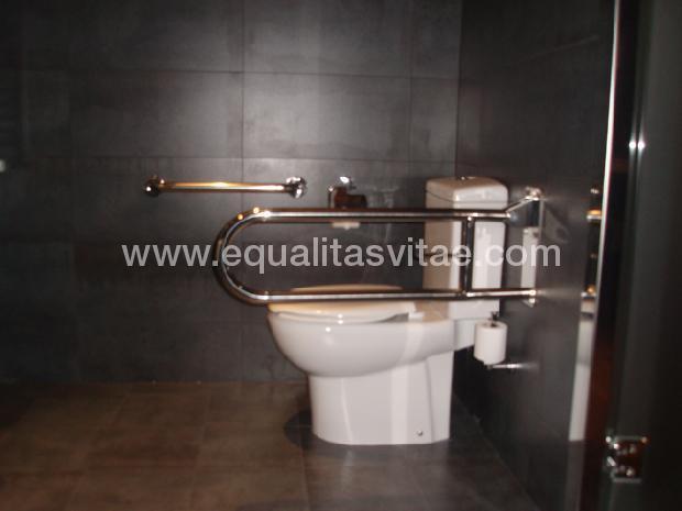 Baño Adaptado Para Discapacitados:image of Baño adaptado para discapacitados