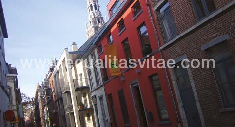 imagen principal de LEUVEN CITY HOSTEL
