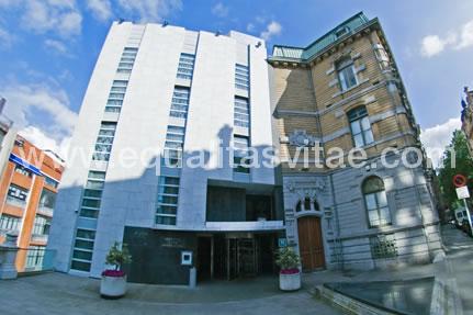 Hotel mercure bilbao jardines de albia accor hoteles accesible en bilbao vizcaya - Hotel jardines bilbao ...