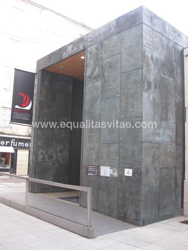 imagen principal de MUSEO DE LA PREHISTORIA Y ARQUEOLOGIA DE CANTABRIA