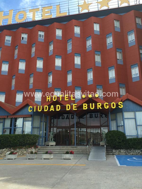 imagen principal de HOTEL CIUDAD DE BURGOS