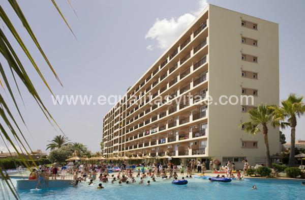 imagen principal de HOTEL CLUB EUROCALAS
