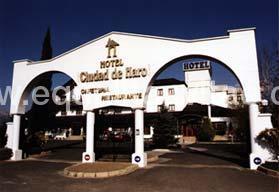 imagen principal de HOTEL CIUDAD DE HARO