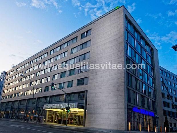 imagen principal de HOTEL ABBA BERLIN