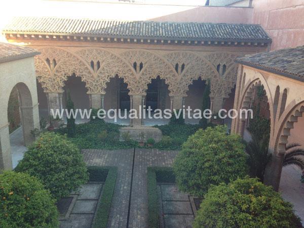 imagen principal de PALACIO DE ALJAFERÍA DE ZARAGOZA