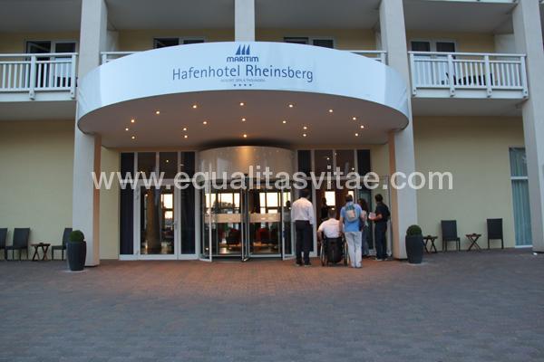 imagen principal de RESTAURANTE HOTEL MARITIM HAFENHOTEL RHEINSBERG