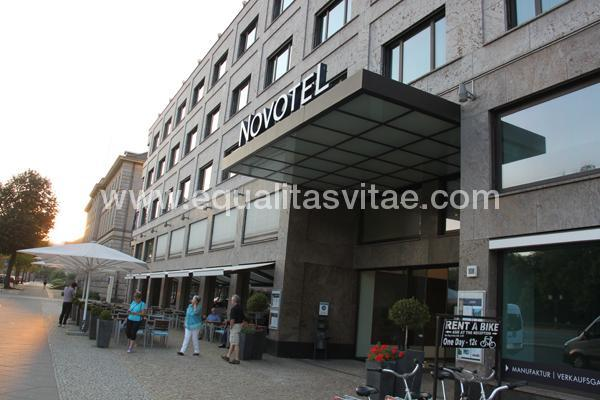imagen principal de HOTEL NOVOTEL BERLIN AM TIERGARTEN