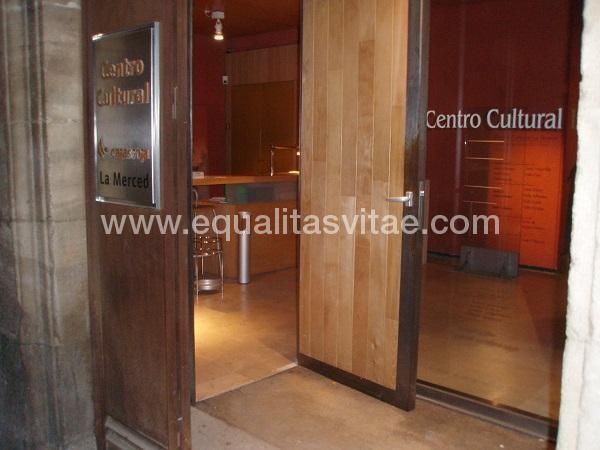 Cultural Sala Rioja Centro Fundación BankiaLa Merced Caja rCdxBeWo