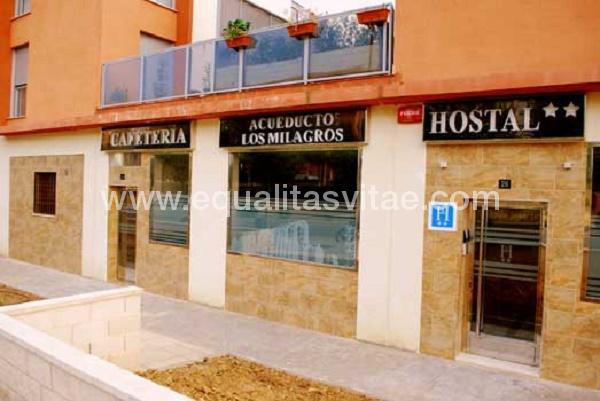 imagen principal de HOSTAL ACUEDUCTO DE LOS MILAGROS