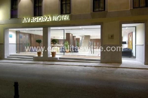 imagen principal de HOTEL AH AGORA DE CÁCERES
