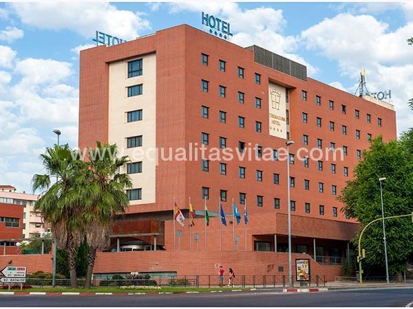 imagen principal de HOTEL EXTREMADURA EN CÁCERES
