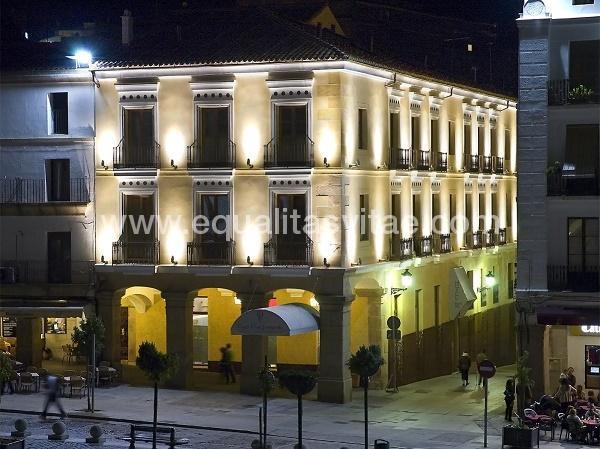 imagen principal de HOTEL CASA DON FERNANDO EN CÁCERES