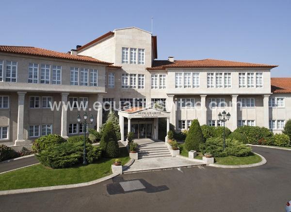 imagen principal de GRAN HOTEL LOS ABETOS