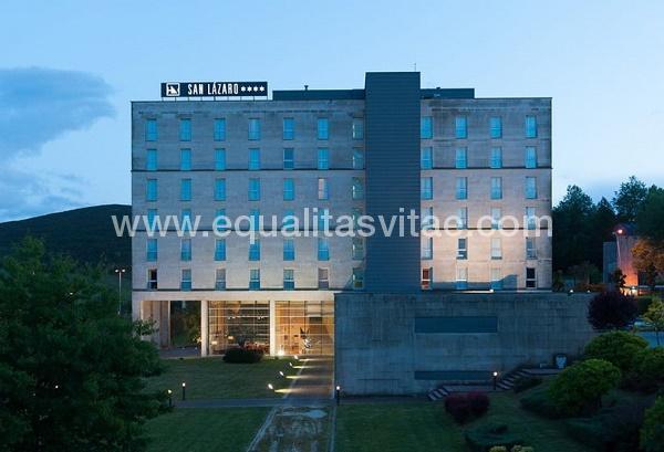 imagen principal de HOTEL EUROSTARS SAN LÁZARO