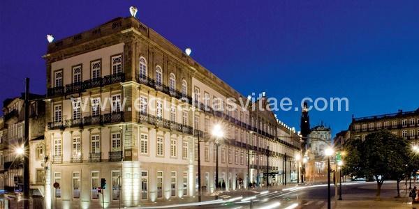 imagen principal de HOTEL INTERCONTINENTAL PORTO PALACIO DAS CARDOSAS