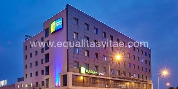 imagen principal de HOTEL HOLIDAY INN EXPRESS LISBOA - ALFRAGIDE