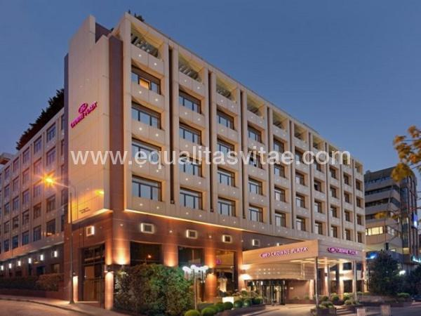 imagen principal de HOTEL CROWNE PLAZA ATENAS