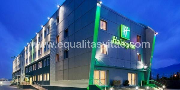 imagen principal de HOTEL HOLIDAY INN SALERNO
