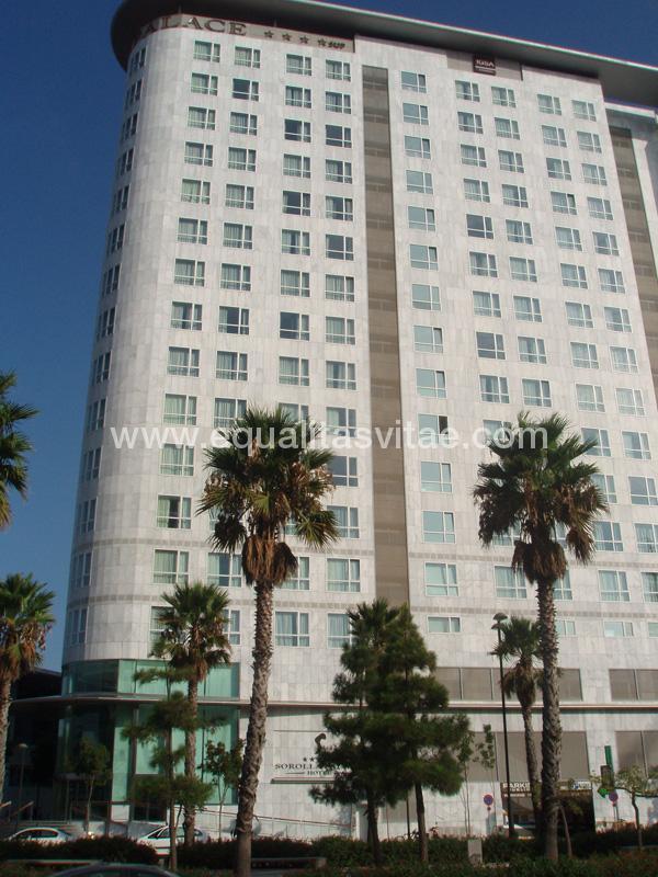imagen principal de HOTEL SOROLLA PALACE (Sercotel Hoteles)