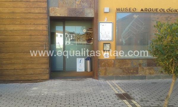 imagen principal de MUSEO ARQUEOLÓGICO LAS ERETAS