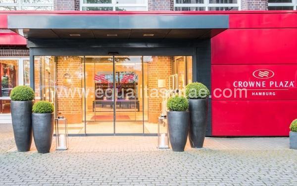 imagen principal de HOTEL CROWN PLAZA HAMBURG-CITY ALSTER
