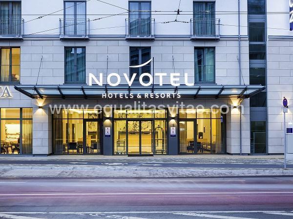 imagen principal de HOTEL NOVOTEL NUERVENG CENTRE VILLE