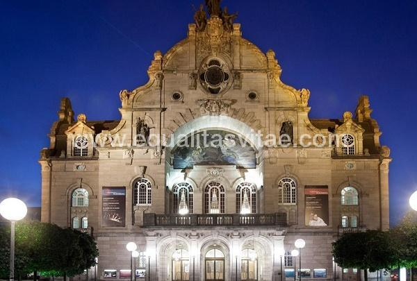 imagen principal de PALACIO DE LA ÓPERA DE NÚREMBERG