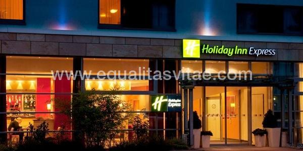 imagen principal de HOTEL HOLIDAY INN EXPRESS FRANKFURT - MESSE