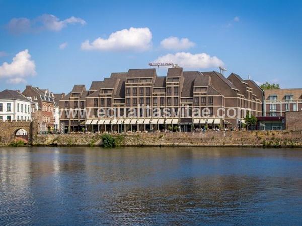 imagen principal de HOTEL CROWNE PLAZA MAASTRICHT