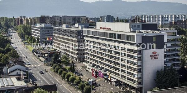 imagen principal de HOTEL CROWNE PLAZA GINEBRA