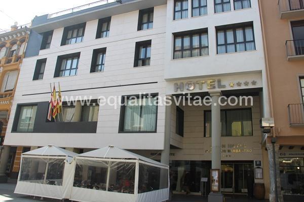 imagen principal de GRAN HOTEL CIUDAD DE BARBASTRO