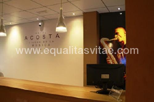 imagen principal de HOTEL ACOSTA CIUDAD DE LA MÚSICA