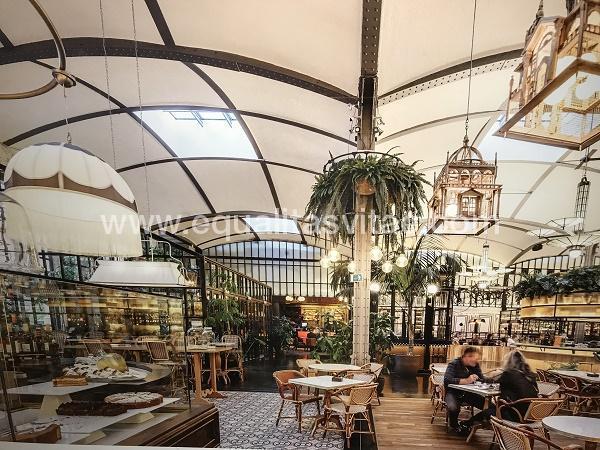Restaurante El Nacional Accesible En Barcelona Barcelona