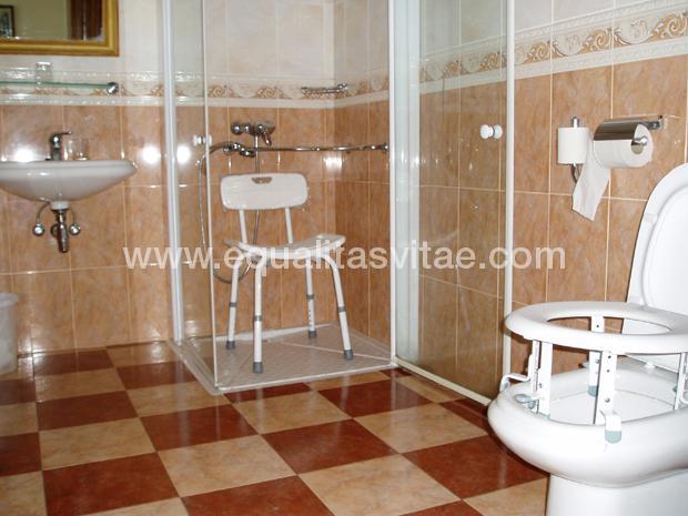 hotel leku eder recomendado: san sebastián-guipuzcoa - Banos Con Ducha Para Discapacitados