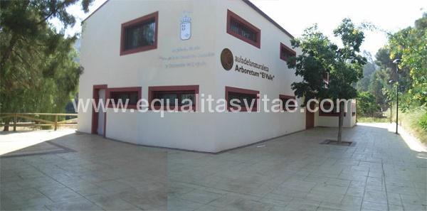 imagen principal de AULA NATURALEZA ARBORETUM EL VALLE. PARQUE EL VALLE Y CARRASCOY