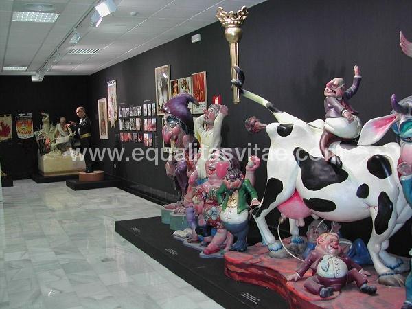 imagen principal de MUSEO DE LAS HOGUERAS