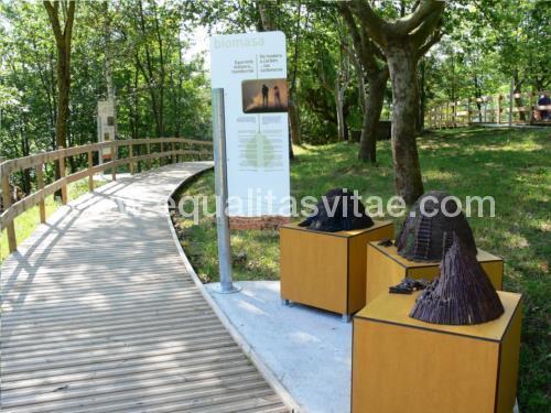 imagen principal de PARQUE DE ARESKETAMENDI- Parque de las Energías Renovables
