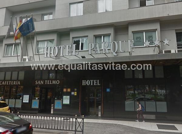 imagen principal de HOTEL PARQUE LAS PALMAS