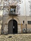 imagen de Entrada accesible al Palacio Marqués de Huarte.