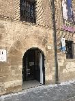 imagen de Vista exterior de la oficina de turismo de Estella, Navarra.