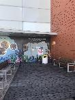 imagen de Entrada accesible al Acuario de Zaragoza.