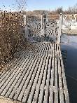 imagen de Entrada al embarcadero del Parque del agua, Zaragoza.