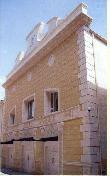 imagen de Vista exterior el Teatro Ideal de Calahorra.
