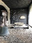 imagen de Una de las salas del Museo Catedralicio tiene suelo empedrado