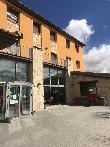 imagen de Entrada al restaurante Azafrán km 176, Caminreal, Teruel.