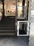 imagen de Salvaescaleras para acceder al interior del hotel Montesol de Benidorm.
