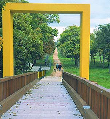 imagen de Vía Verde Vasco Navarra I. Accesible para usuarios de silla de ruedas