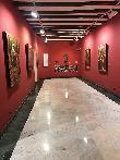 imagen de Una de las salas del museo de la Colegiata de Borja.