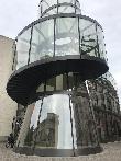 imagen de Entrada nuevo edificio. Museo de la Historia de Alemania.