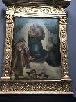 imagen de La Madonna de Raphael. Old Masters Gallery, Dresden.